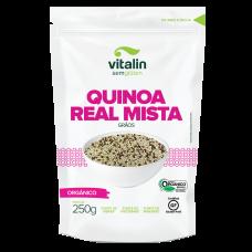 Quinoa Orgânica Mista Vitalin 250g