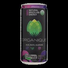 Energético Orgânico Organique Lata 269ml
