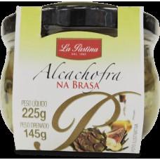 Alcachofra Na Brasa La Pastina (em Óleo De Girassol)