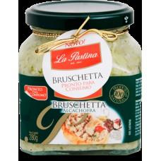 Bruschetta La Pastina Alcachofra