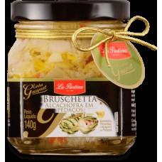 Bruschetta Gourmet La Pastina Alcachofra
