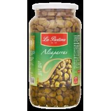 Alcaparras Em Conserva La Pastina (em Água, Vinagre Puro De Vinho E Sal)