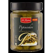 Pepininhos  La Pastina Com Azeite De Oliva