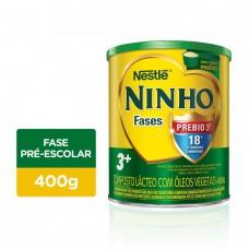 Composto Lácteo Ninho Fases 3+ 400g