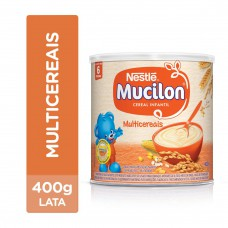 Cereal Infantil Mucilon Multicereais 400g