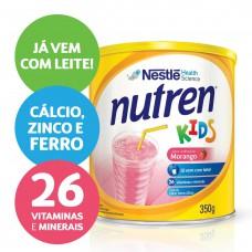 Suplemento Alimentar Nutren Kids Morango 350g