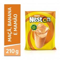 Cereal Infantil Neston Vitamina Maça, Banana E Mamão 210g