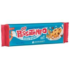 Cookie Passatempo Leite Com Gotas De Chocolate 60g