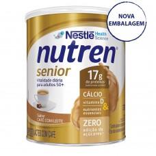 Suplemento Alimentar Nutren Senior Caf? Com Leite 370g