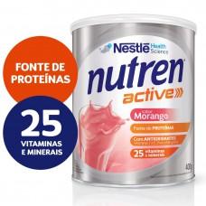 Suplemento Alimentar Nutren Active Morango 400g