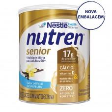 Suplemento Alimentar Nutren Senior Baunilha 370g