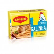 Maggi Caldo Galinha Tablete 19g