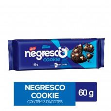 Cookie Negresco Gotas De Baunilha 60g