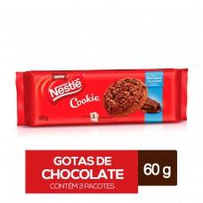 Cookie Classic Gotas De Chocolate 60g