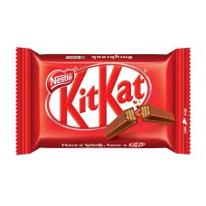 Chocolate Kitkat 4 Fingers Ao Leite 41,5g