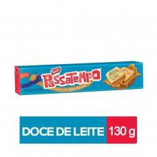 Biscoito Passatempo Recheado Doce De Leite 130g