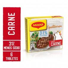 Maggi Equilibrium Carne Caldo Tablete 57g