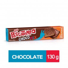 Biscoito Passatempo Chocomix Chocolate 130g