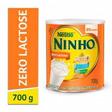 Ninho Zero Lactose 700g