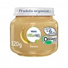 Naturnes Papinha Orgânica Banana 120g