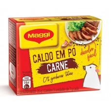 Maggi Caldo Carne Pó 35g