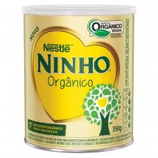 Leite Em Pó Instantâneo Integral Orgânico Nestlé Ninho Lata 350g