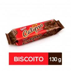 Biscoito Calipso Coberto Chocolate 130g