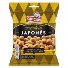 Amendoim JaponÊs Elma Chips Pacote 145g
