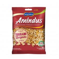 Amindus Amendoim Sem Pele Salgado 200g