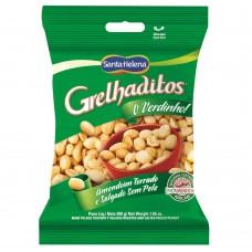 Grelhaditos Amendoim Sem Pele Salgado 200g Pacote