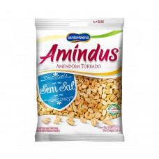 Amindus Amendoim Sem Pele Sem Sal 200g- 1