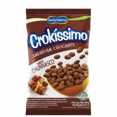 Crokissimo Amendoim Crocante Churrasco 400g Pacote