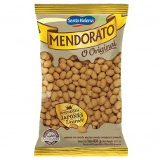 Mendorato Amendoim JaponÊs 400g Pacote