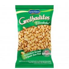 Grelhaditos Amendoim Sem Pele Salgado 400g Pacote