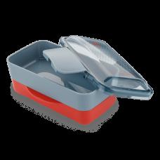 Lunch Box Vermelha Electrolux