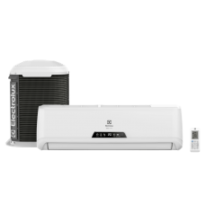 Ar-condicionado Inverter Split 9000 Btus Electrolux Frio Com Wi-fi (xi09f/xe09f) 220v