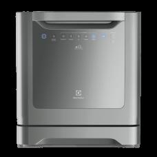 Lava-louças Electrolux 8 Serviços Cinza (le08s) 127v
