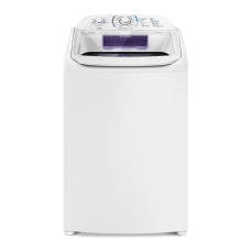 Lavadora Branca Com Dispenser Autolimpante E Tecnologia Jet&clean Electrolux (lpr13) 127v
