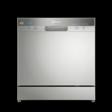 Lava-louças 8 Serviços Inox Electrolux (ll08s) 127v