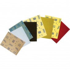 Lixa Para Parede 22,5x27,5cm Gramatura Vermelho 100 Norton