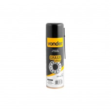 Graxa Base Lítio Spray 200g Branca Vonder
