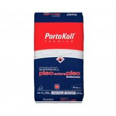 Argamassa Piso/piso Externo 20kg Cinza Portokoll