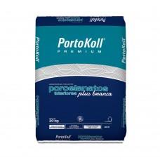Argamassa Porcelanato Para Uso Interno Plus Branca 20kg Portokoll