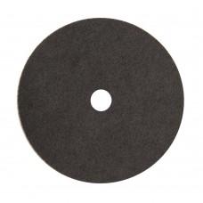 Disco De Lixa Para Mármore 180x22mm F425 Grão 24 Preto Norton