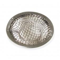 Ralo Para Pia E Lavatório De Aço Prata Secalux