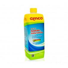 Algicida De Manutenção Para Piscina 1l Genco