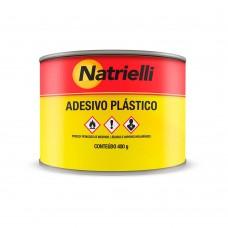Adesivo Plástico Branco Natrielli