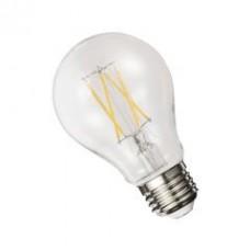 Lâmpada De Led Bulbo Filamento E27 127/220v 4w 2700k Amarela 110lm
