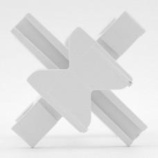 Espaçador Para Bloco De Vidro Estrutural Mão Na Obra 10mm 10 Unidades