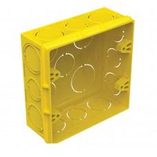 Caixa De Luz Quadrada 4x4 Tigreflex Tigre